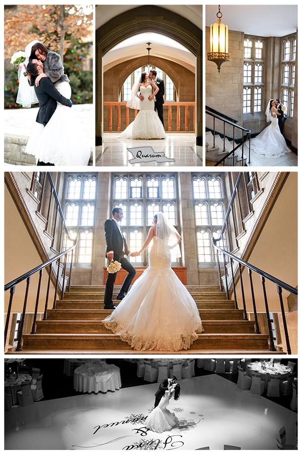 Flora Emanuel quarum web collage