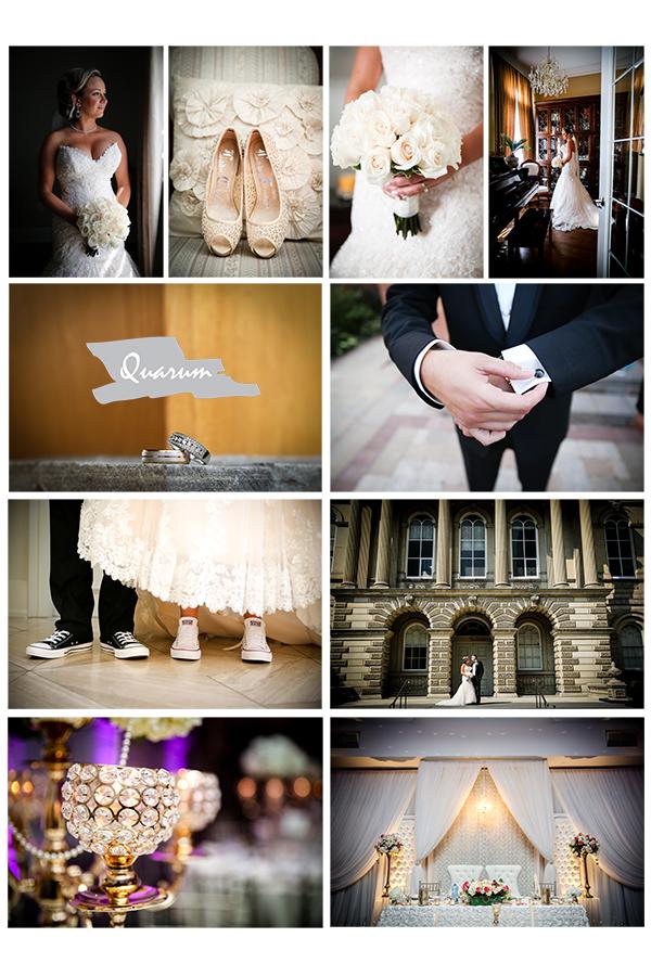 Quarum Top wedding studio 2016