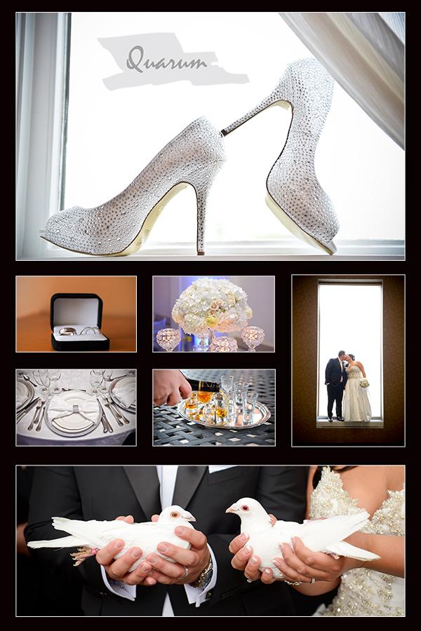 Wedding shoes, dove release, weddings Toronto