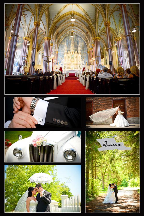 Hamilton Weddings, Quarum Rolls Royce