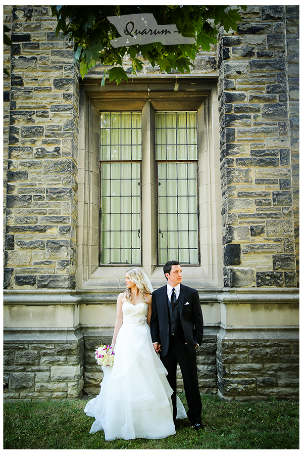 UofT Toronto, Liberty Grand Wedding, Bride and Groom