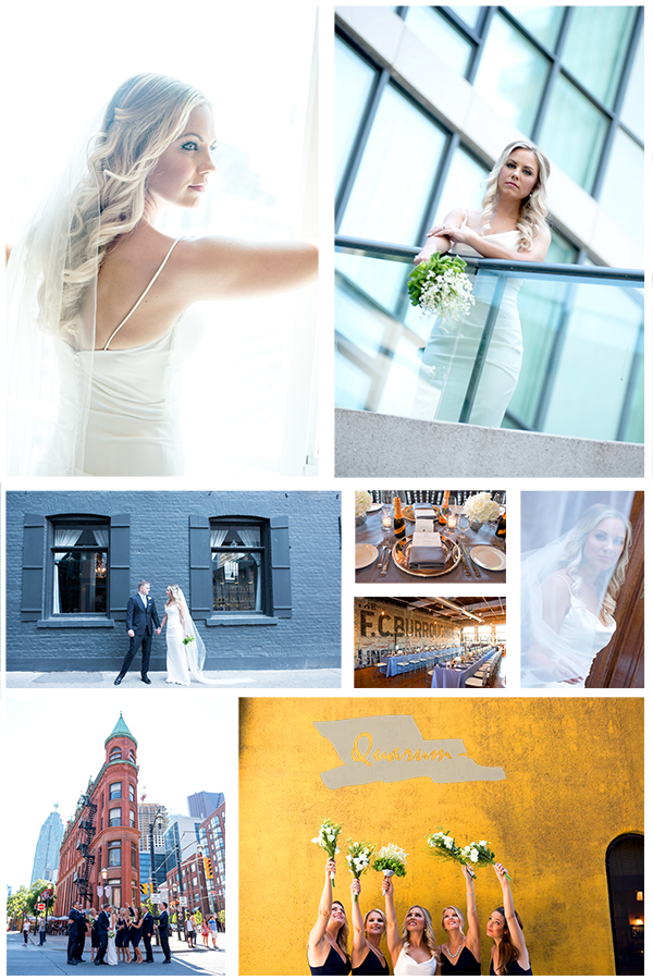 King Eddie Hotel, Toronto, Fasion Weddings