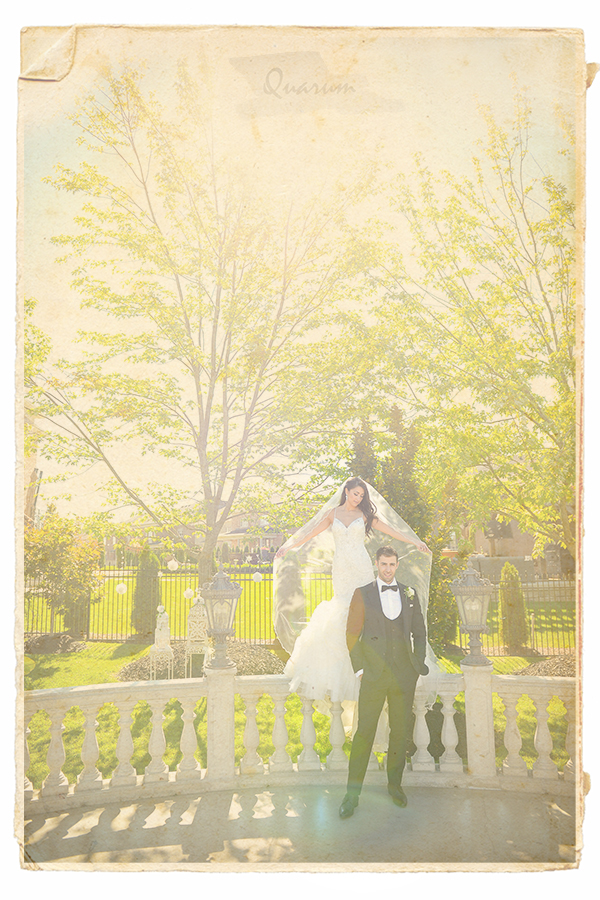 Toronto weddings Quarum instagram vintage
