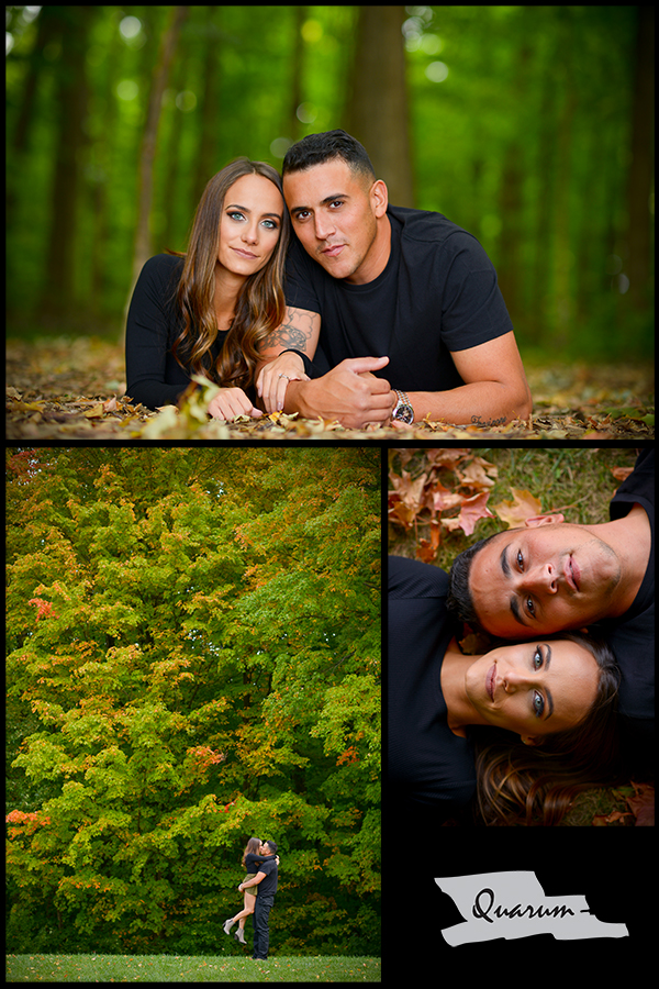 Toronto Quarum Engagement shoots award winning photography