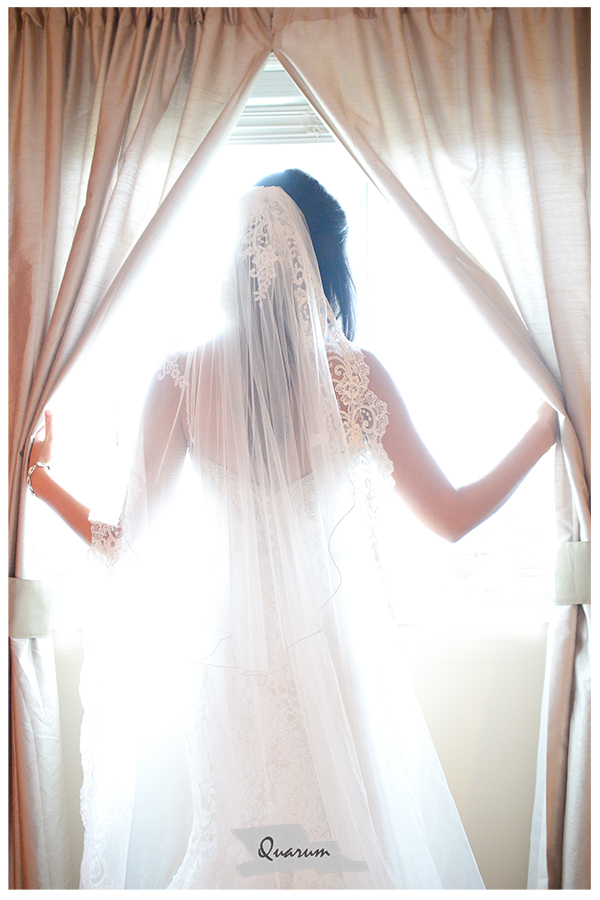 Quarum Bride Toronto Weddings