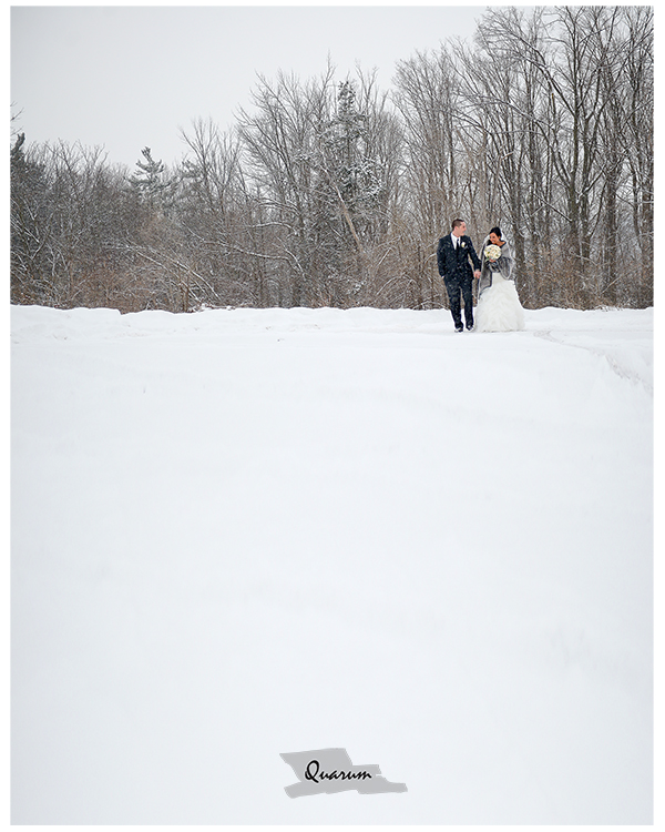 Winter Weddings Quarum Toronto