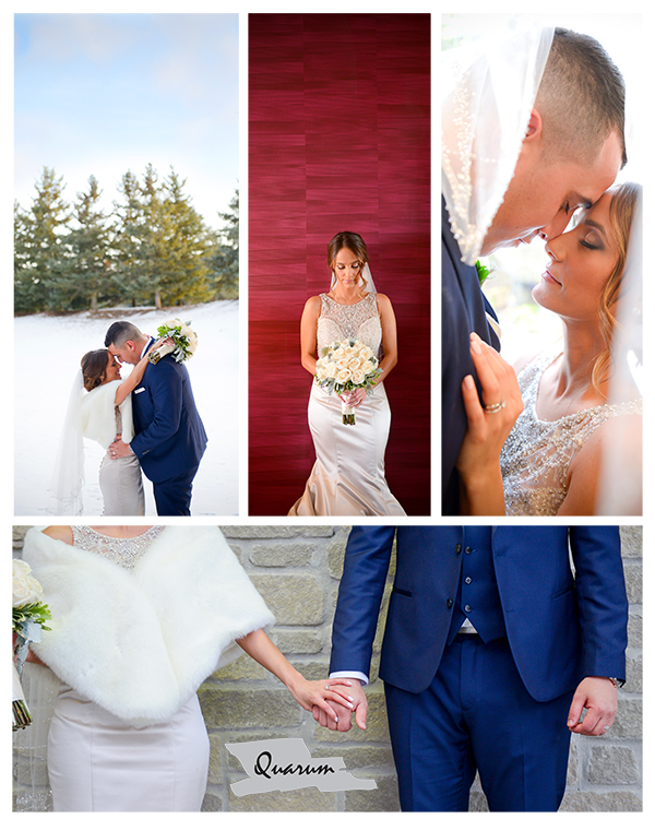 Winter Weddings By the Best Toronto Photo and Video studio