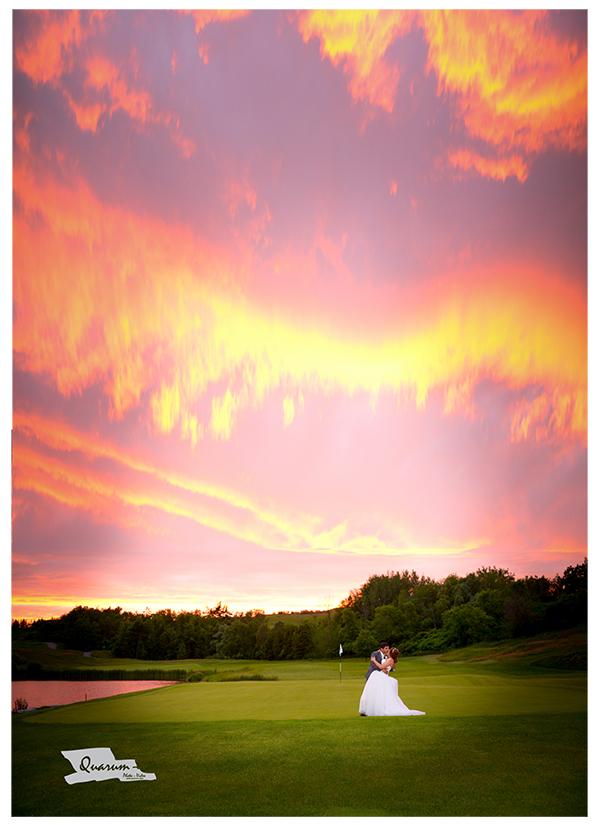 Sunset Weddings by Quarum Toronto best photo video studio
