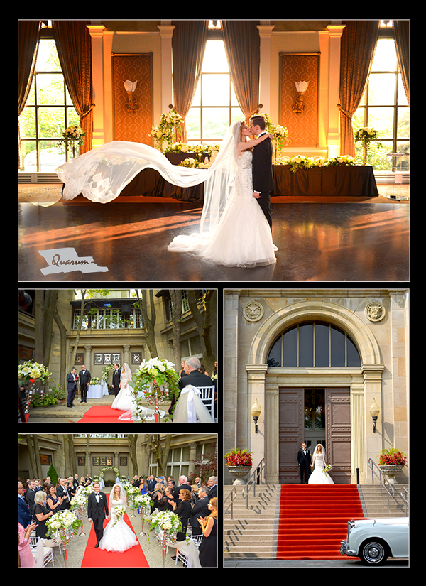 Liberty Grand Weddings Toronto Quarum Photo Video Award winning studio Best Wedding studio Toronto