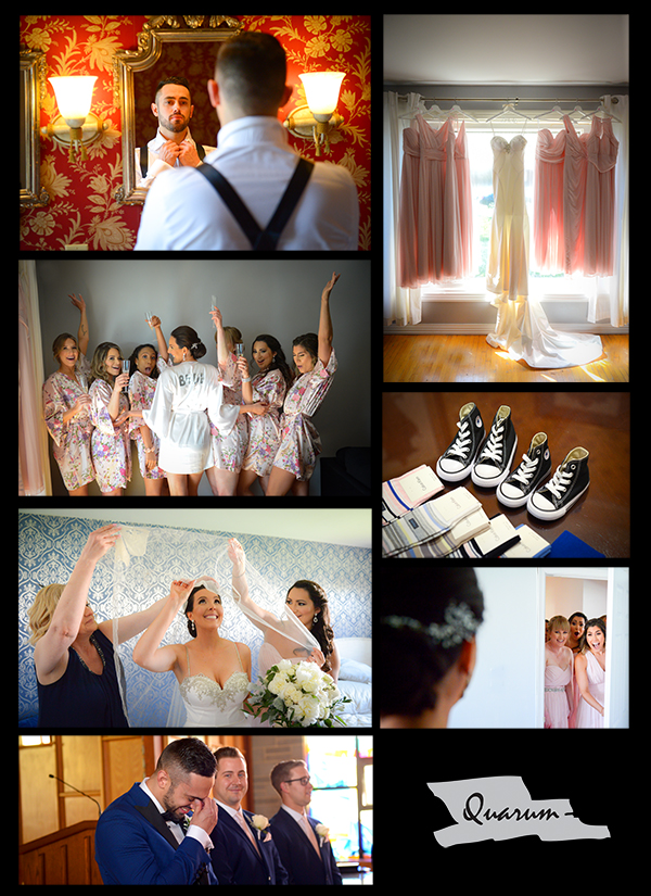 Toronto weddings Quarum Photo Video Wodbridge Same day edit
