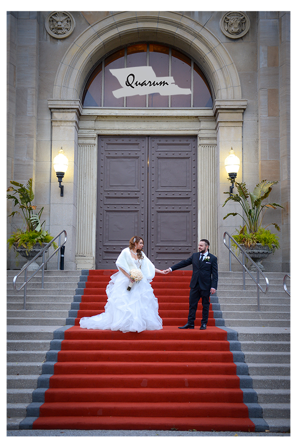 Libert Grand Toronto luxury weddings Quarum photo video