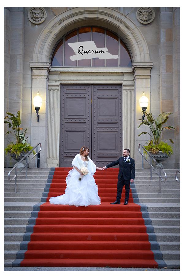 Libert Grand Toronto luxury weddings Quarum photo video