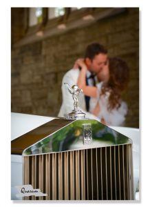 vintage car, rolls royce, luxury weddings toronto, quarum photo video