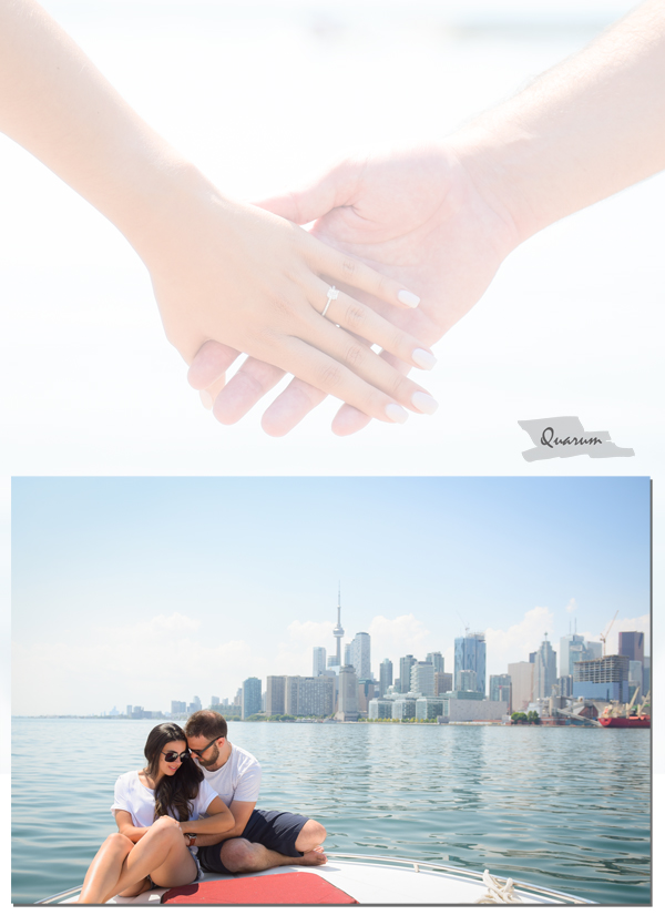 Wedding photos, engagement water front shoots, quarum photo video
