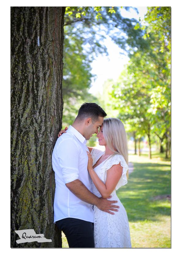 downtown engagement photos, quarum photo video, mark piotrowski, toronto luxury weddings