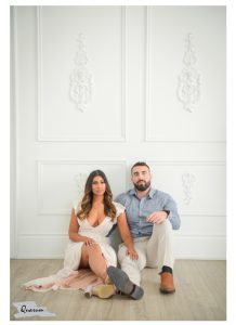 sexy engagement shoot, toronto weddings, luxury wedding shoots, mint room, quarum photo video, mark piotrowski