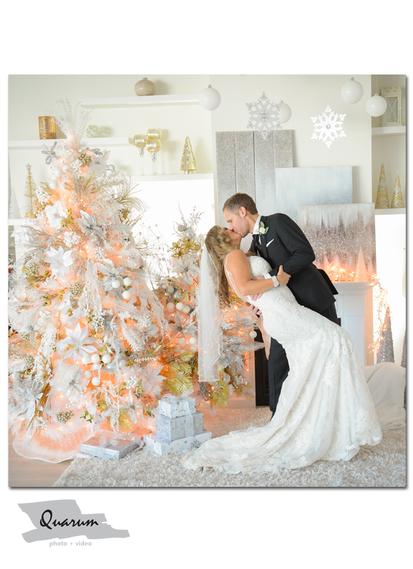 Christmas weddings, christmas fun ideas, luxury weddings, quarum photo video toronto, mark piotrowski